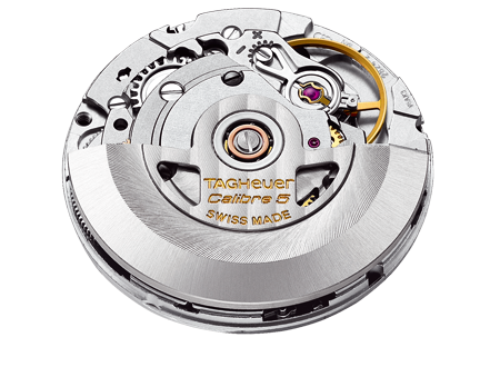 TAG Heuer Link Automatik Calibre 5 WBC2110.BA0603
