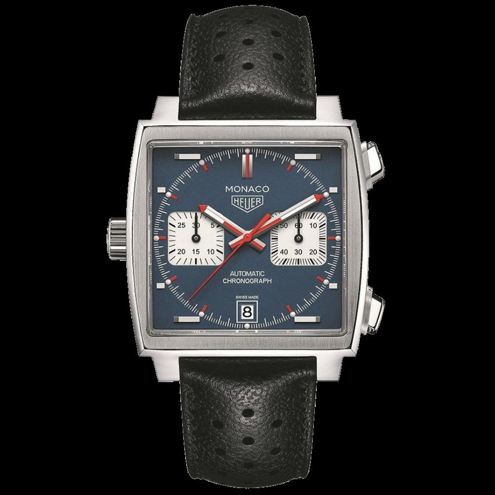 TAG Heuer Monaco Automatik Chronograph Calibre 11 CAW211P.FC6356