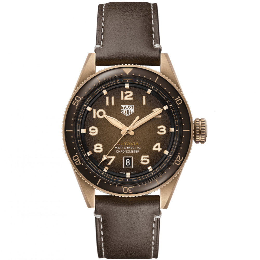 TAG Heuer Autavia Calibre 5 Chronometer 42mm WBE5191.FC8276