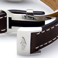 Breitling Faltschließe für Lederband
