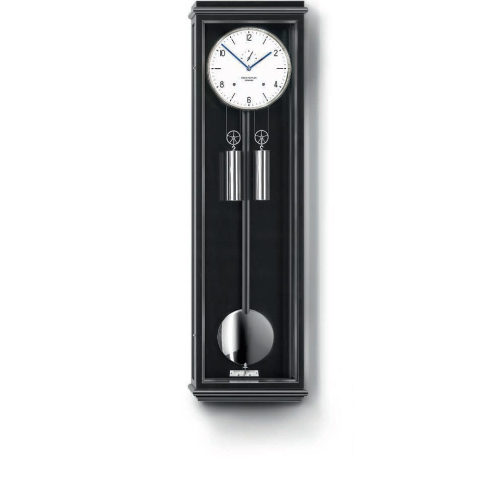 Erwin Sattler Classica S 100 - schwarzer Schleiflack