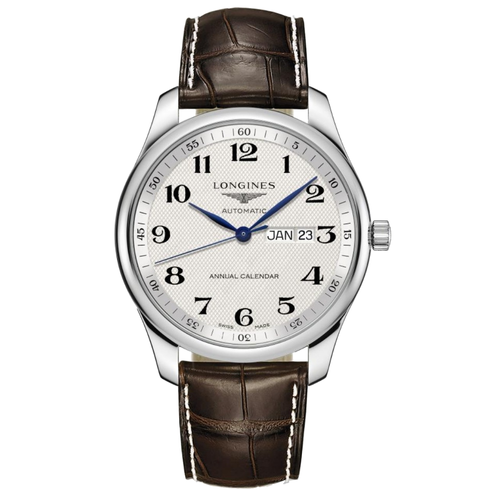 The Longines Master Collection Annual Calender L2.920.4.78.3