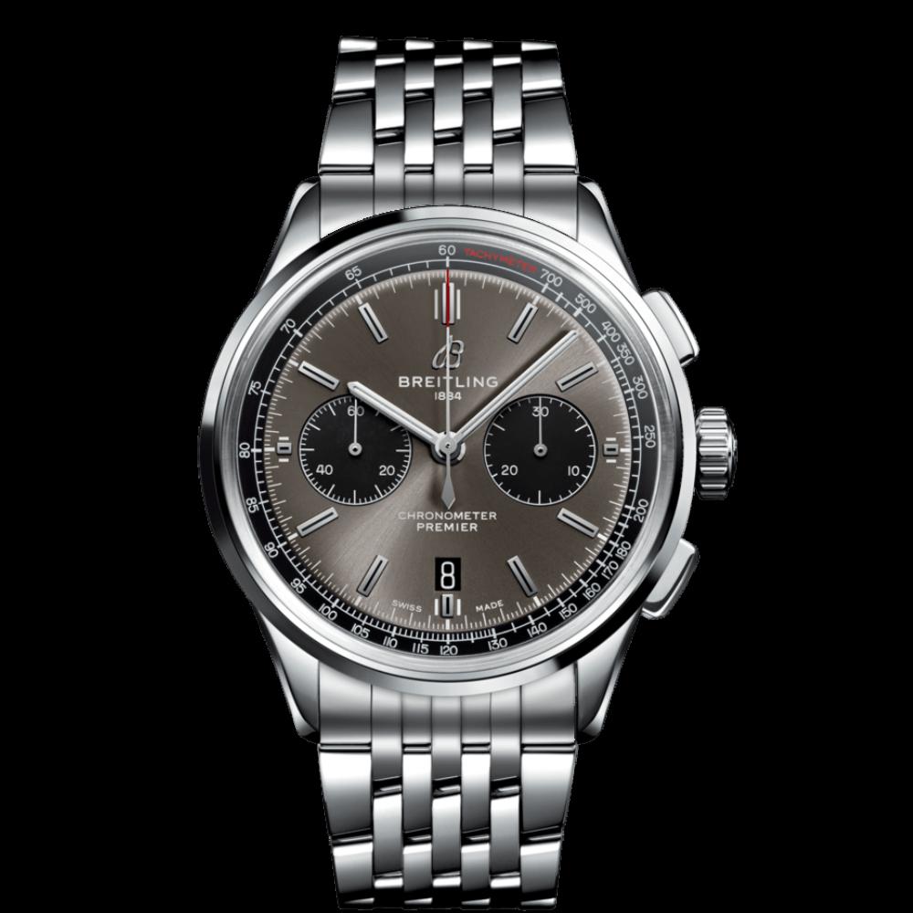 Breitling Premier B01 Chronograph 42 / AB0118221B1A1