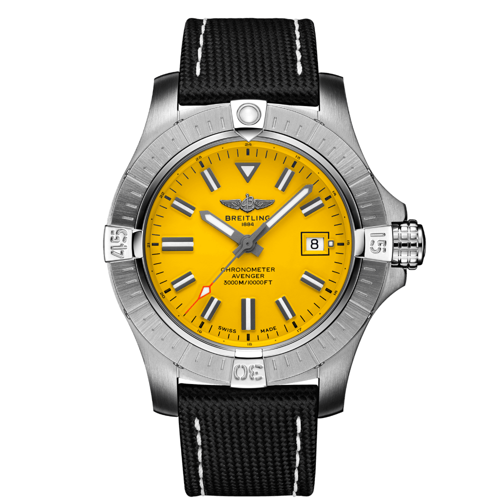Breitling Avenger Automatic 45 Seawolf / A17319101I1X1