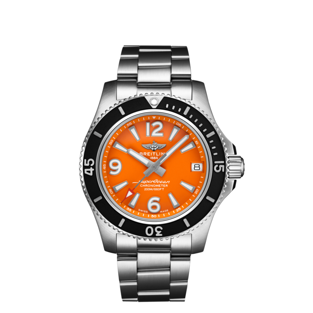 Breitling Superocean Automatic 36 / A17316D71O1A1