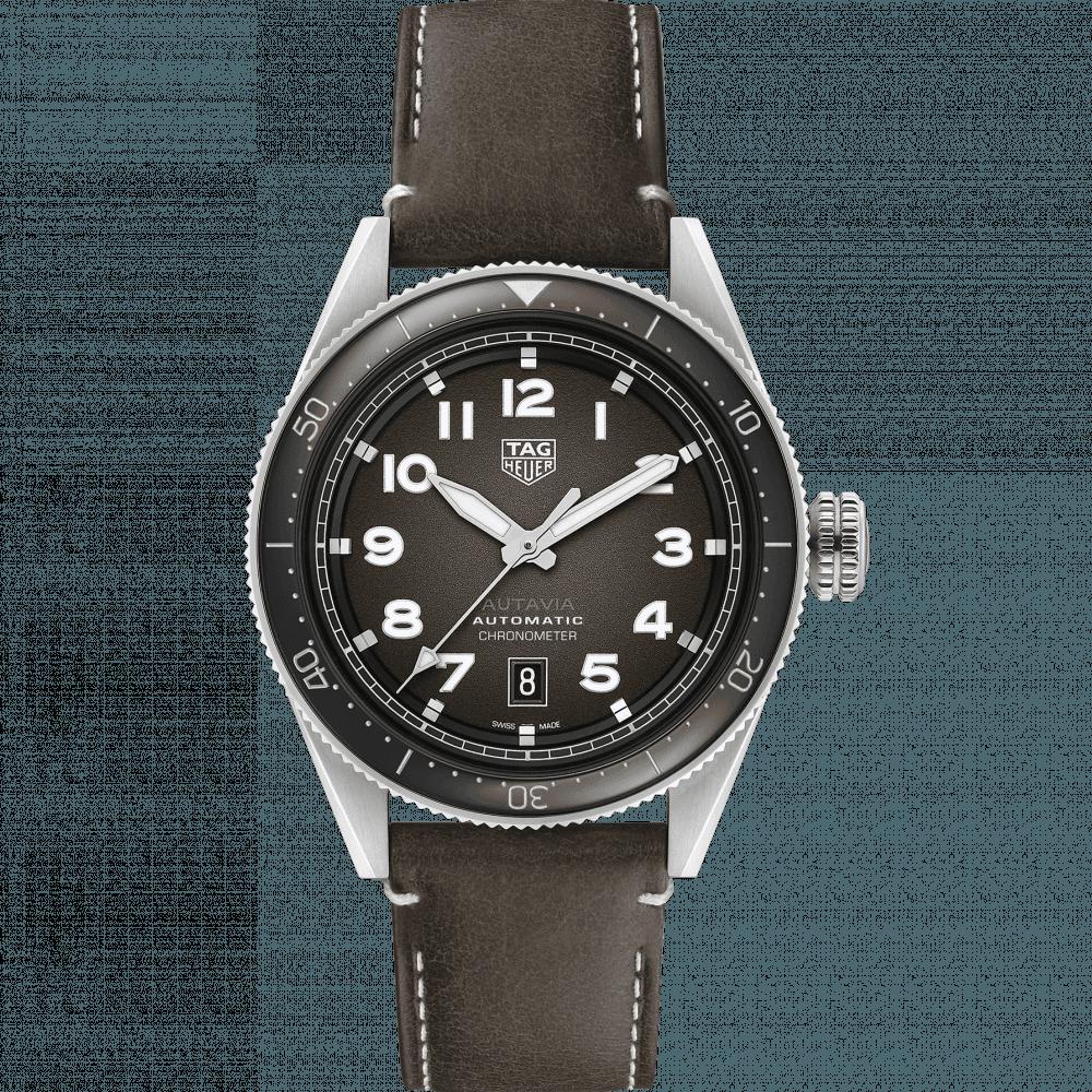 TAG Heuer Autavia Calibre 5 Chronometer 42mm WBE5114.FC8266