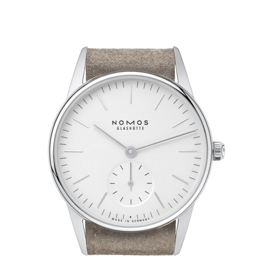 NOMOS - Orion 33 weiss - Ref. 324