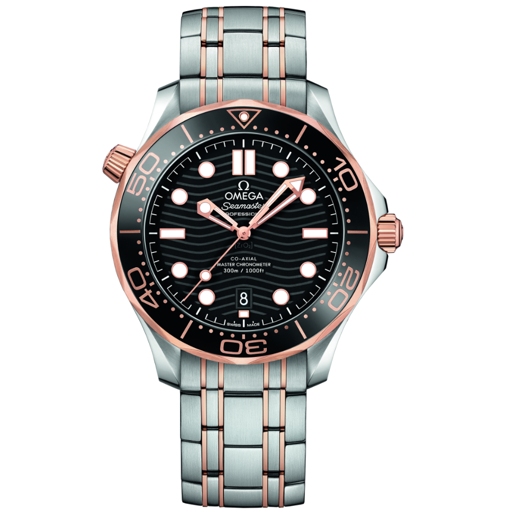OMEGA Seamaster Diver 300M Co-Axial Master Chronometer 42mm 210.20.42.20.01.001