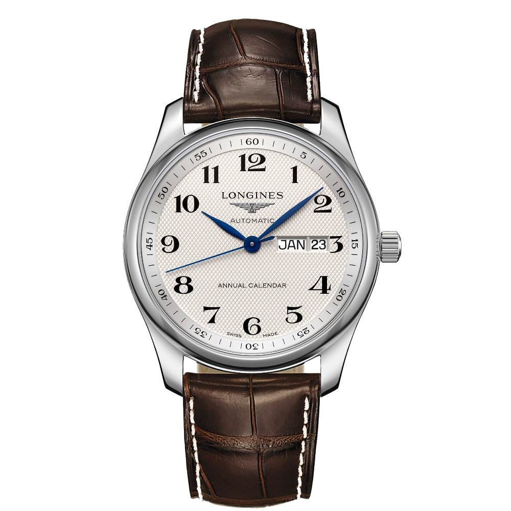 The Longines Master Collection Annual Calender L2.910.4.78.3