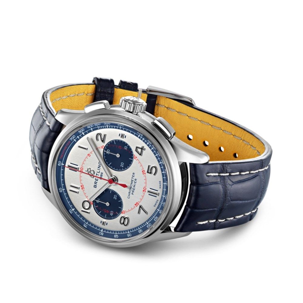 Breitling Premier B01 Chronograph 42 Bentley Mulliner Limited Edition / AB0118A71G1P1