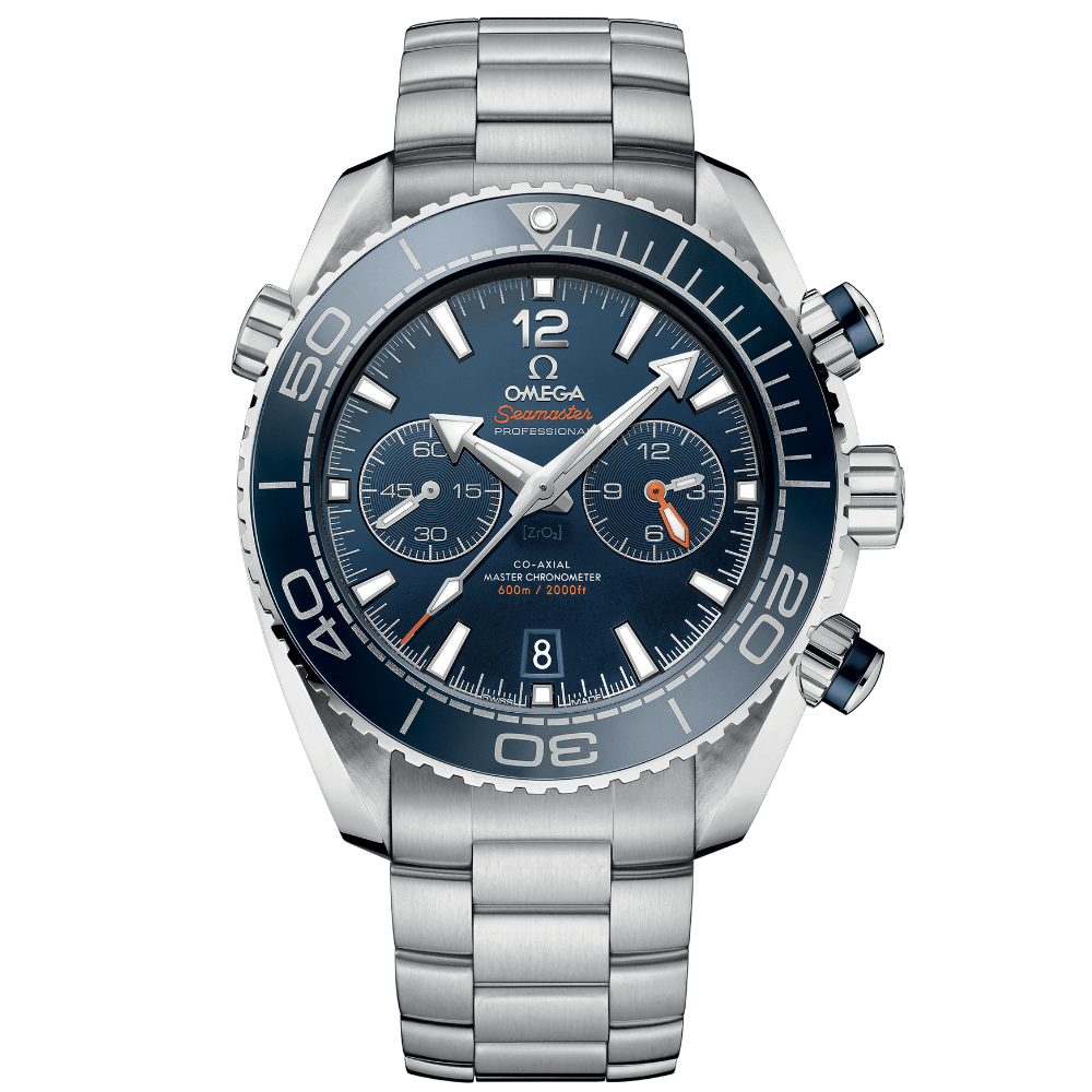 OMEGA Seamaster Planet Ocean 600M Co-Axial Master Chronometer Chronograph 45,5mm 215.30.46.51.03.001