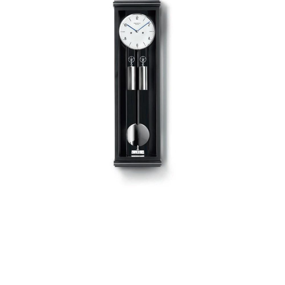 Erwin Sattler Classica S 70 M - schwarzer Schleiflack mit Metallintarsien