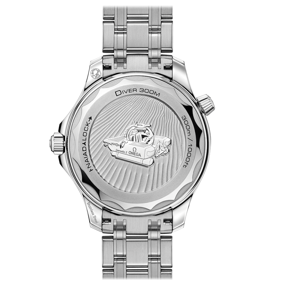 OMEGA Seamaster Diver 300M Co-Axial Master Chronometer 42mm NEKTON EDITION - 210.30.42.20.01.002
