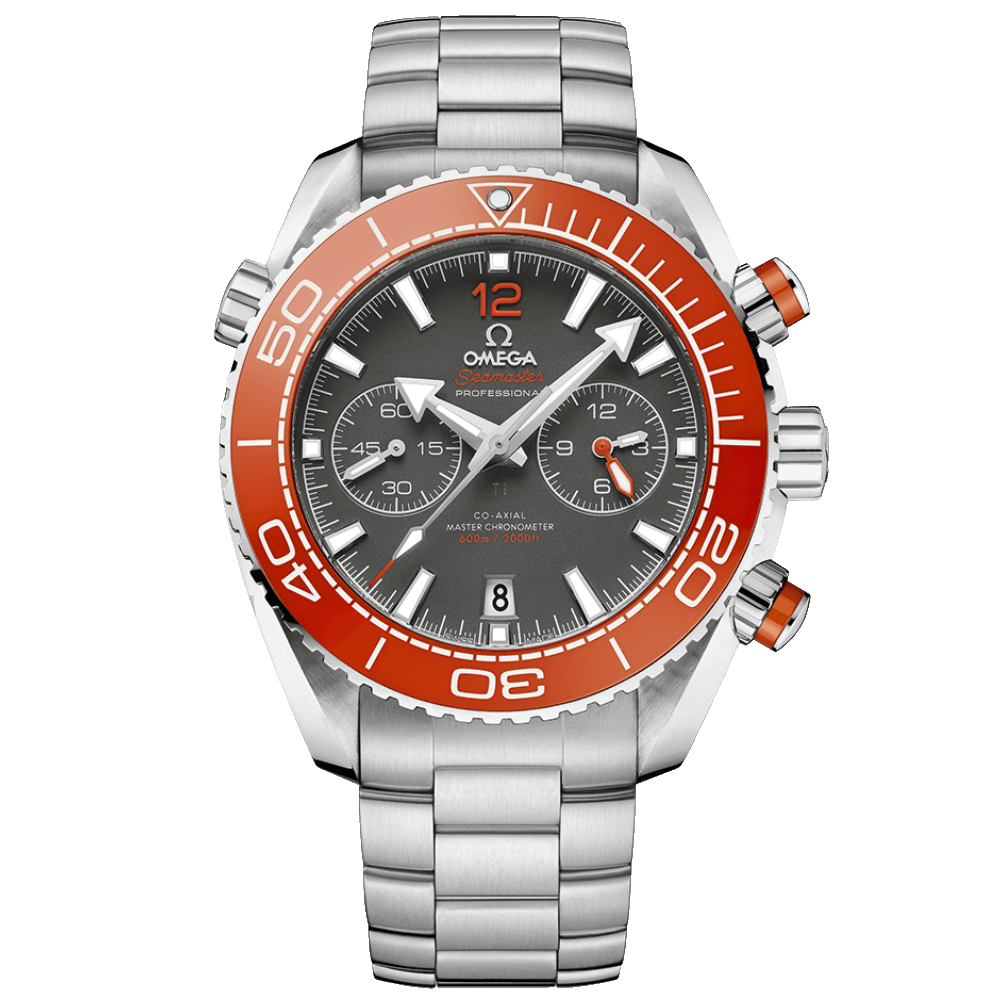 OMEGA Seamaster Planet Ocean 600M Co-Axial Master Chronometer Chronograph 45,5mm 215.30.46.51.99.001