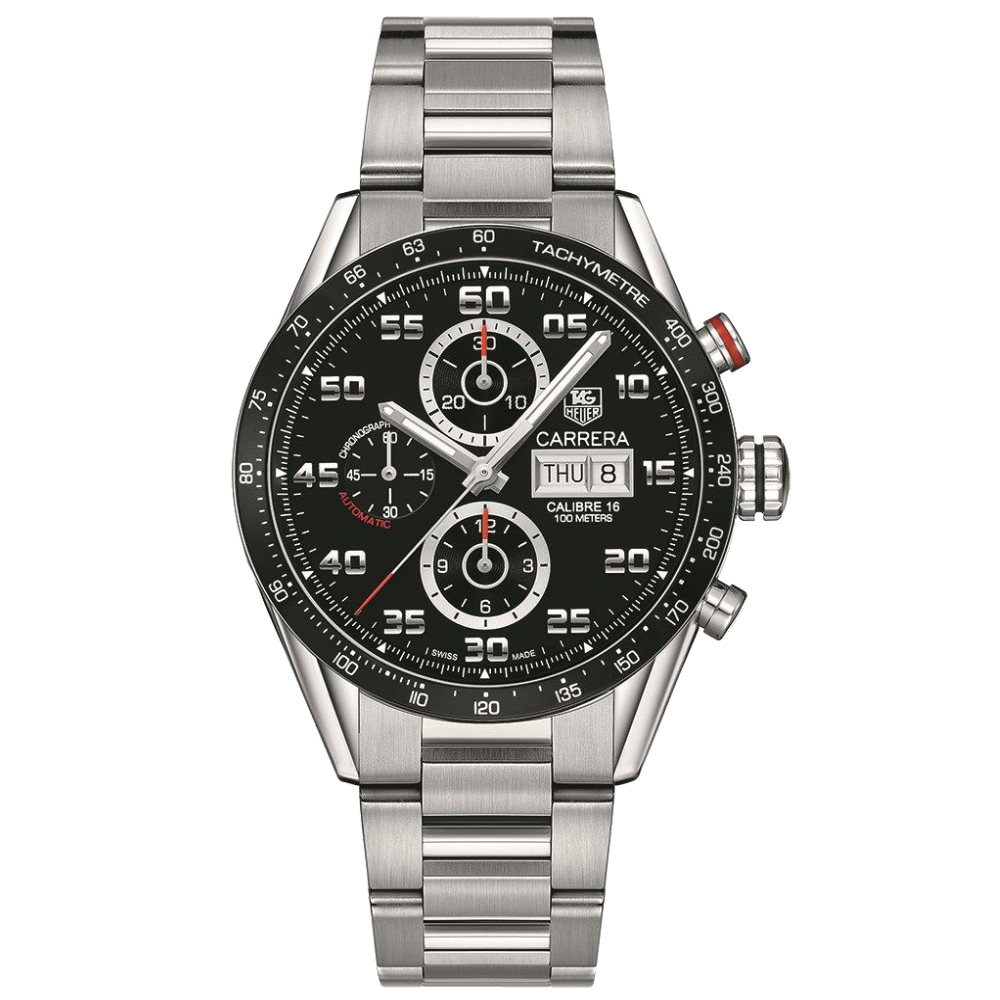 TAG Heuer Carrera Day-Date Automatik Chronograph Calibre 16 CV2A1R.BA0799