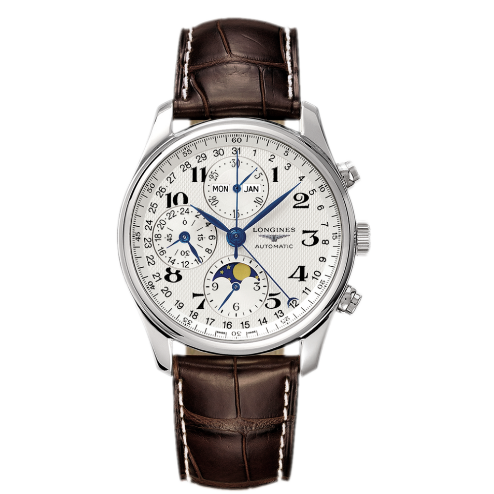 The Longines Master Collection Chronograph Mondphase L2.673.4.78.3