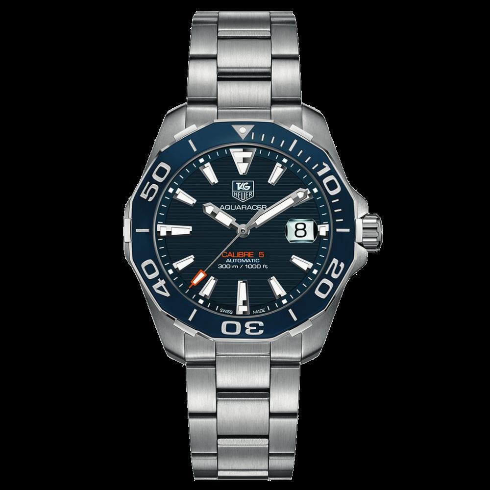 TAG Heuer Aquaracer 300M Automatik Calibre 5 WAY211C.BA0928