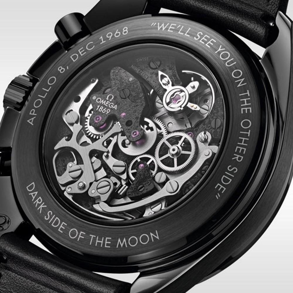 "OMEGA Speedmaster Moonwatch ""Dark Side of the Moon"" APOLLO 8 311.92.44.30.01.001"