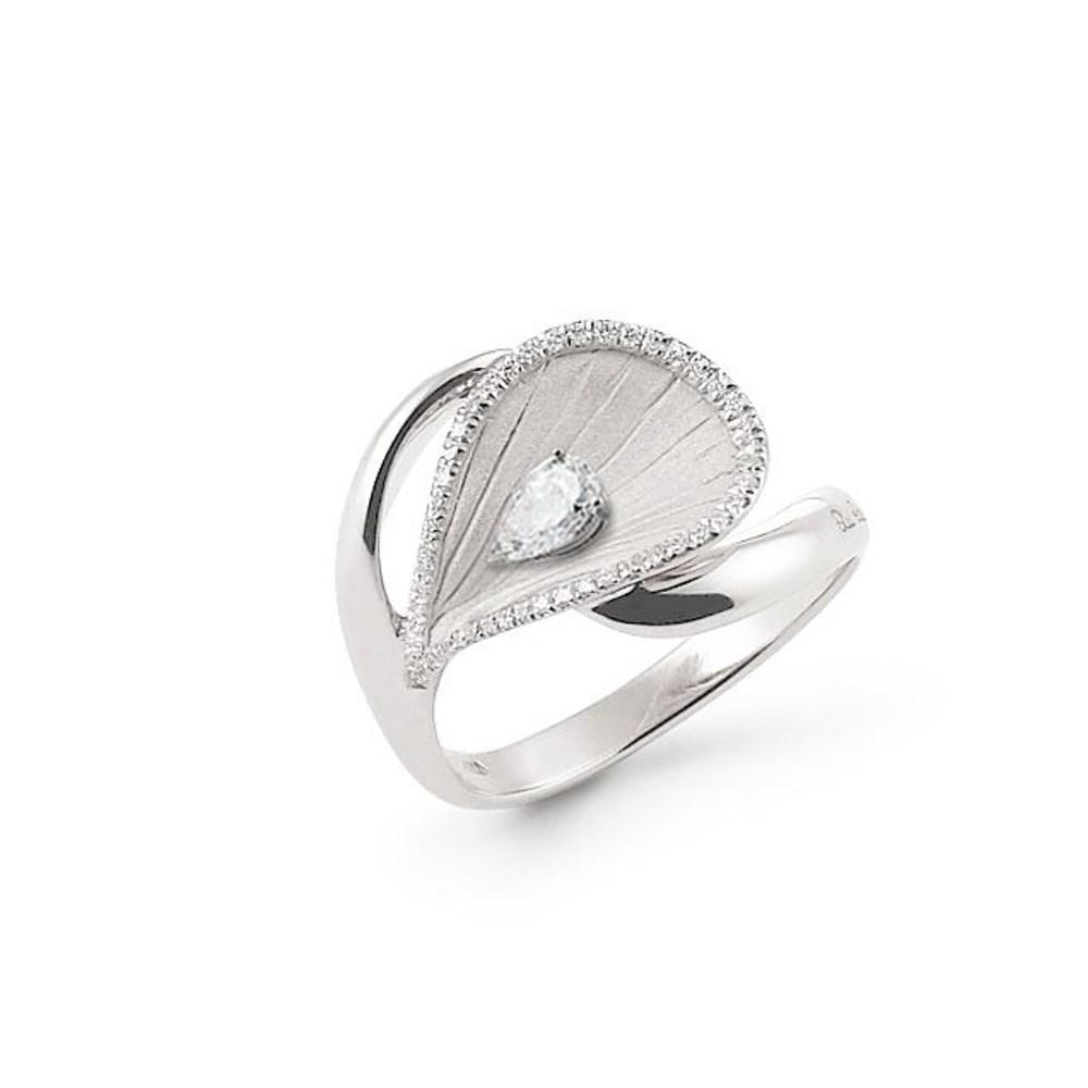 Annamaria Cammilli Vision PREMIERE Ring - GAN2065W - Ice White Gold 750/-
