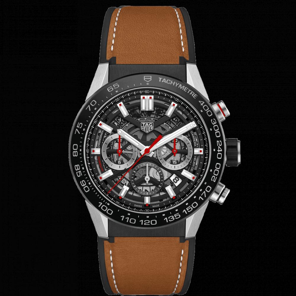 TAG Heuer Carrera Chronograph Calibre Heuer 02 CBG2A10.FT6169