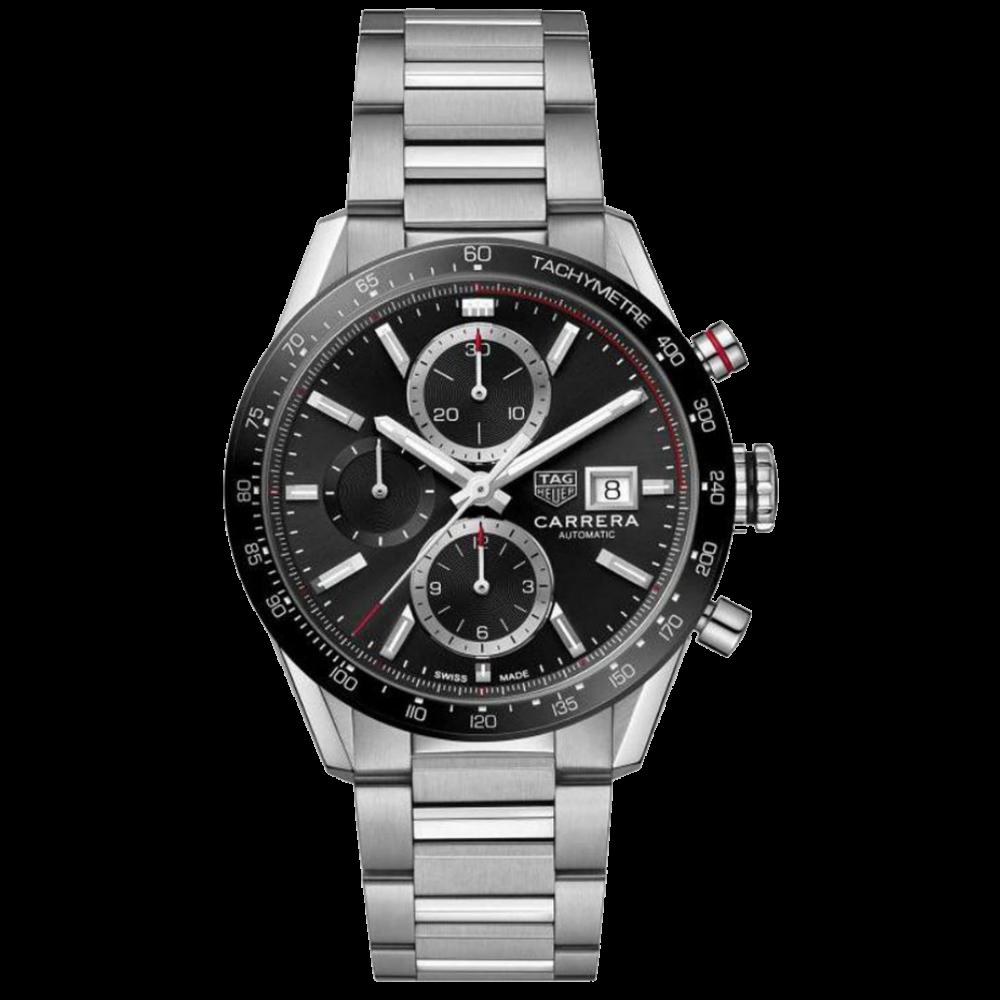 TAG Heuer Carrera Automatik Chronograph Calibre 16 41mm CBM2110.BA0651