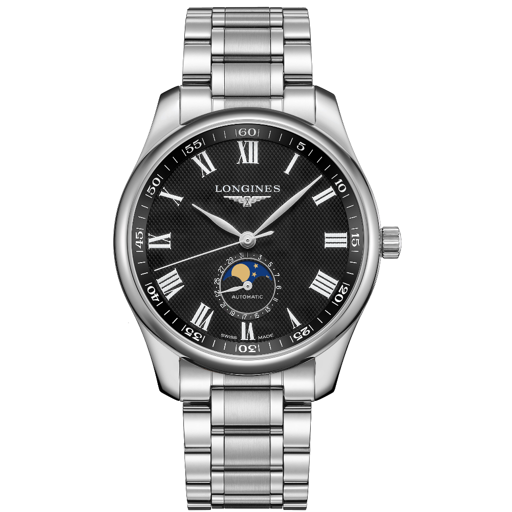 The Longines Master Collection Mondphase L2.919.4.51.6