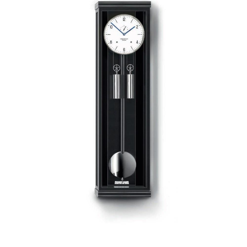 Erwin Sattler Classica S 100 M - schwarzer Schleiflack mit Metallintarsien