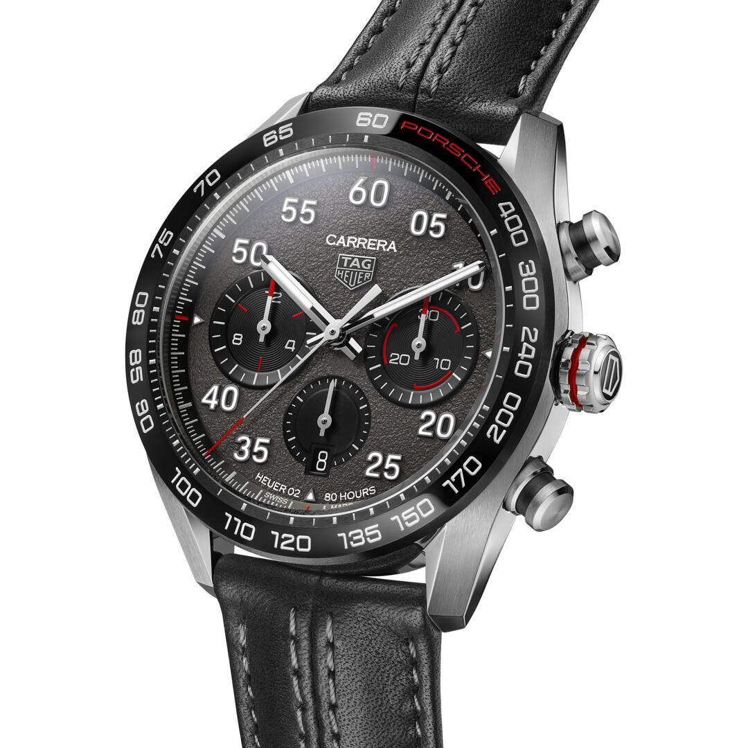 TAG Heuer Carrera Porsche Chronograph Special Edition 44mm Calibre Heuer 02 - CBN2A1F.FC6492