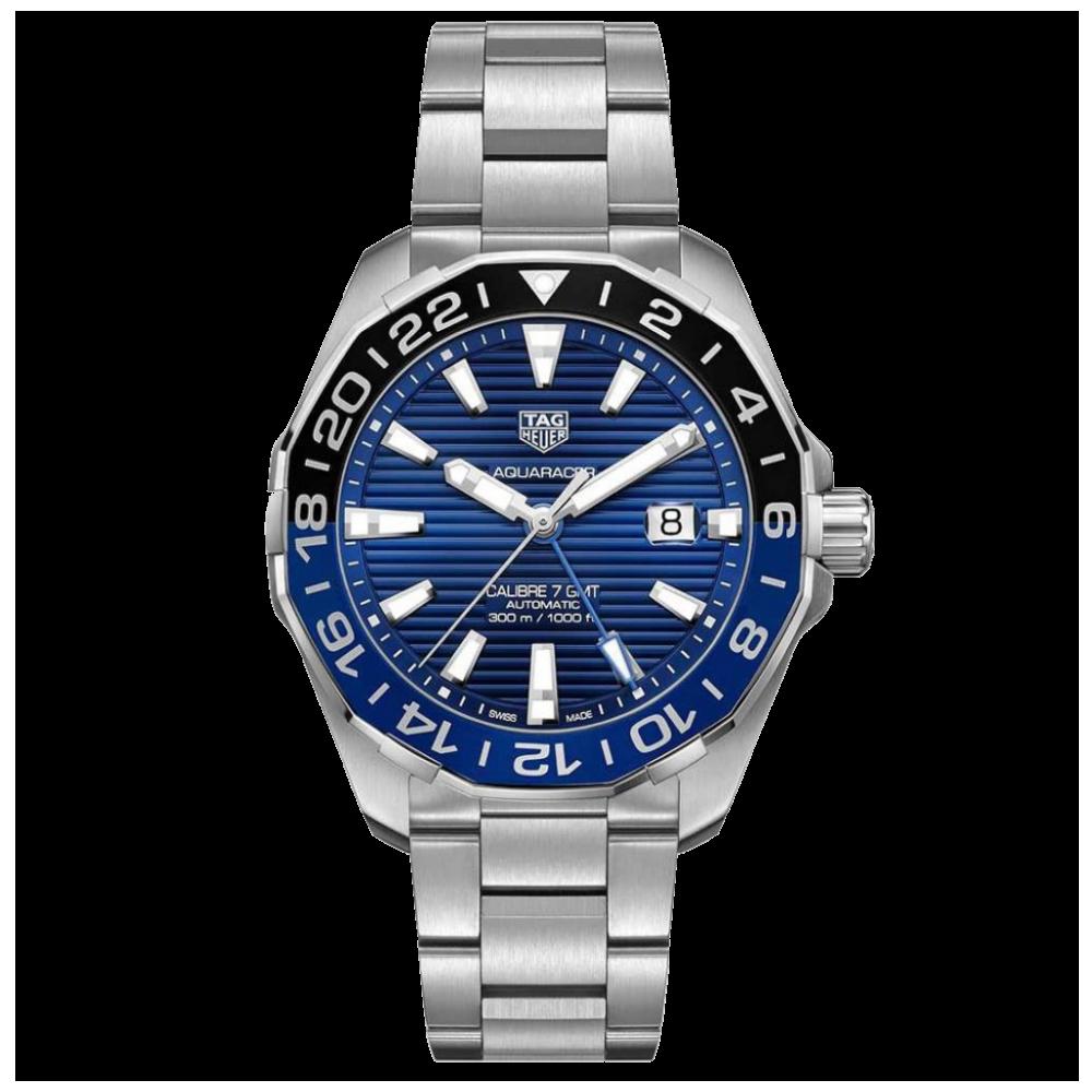 TAG Heuer Aquaracer 300M Calibre 7 GMT WAY201T.BA0927