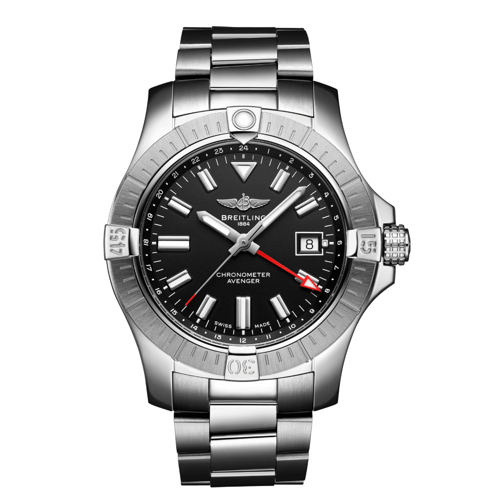 Breitling Avenger Automatic GMT 43 / A32397101B1A1