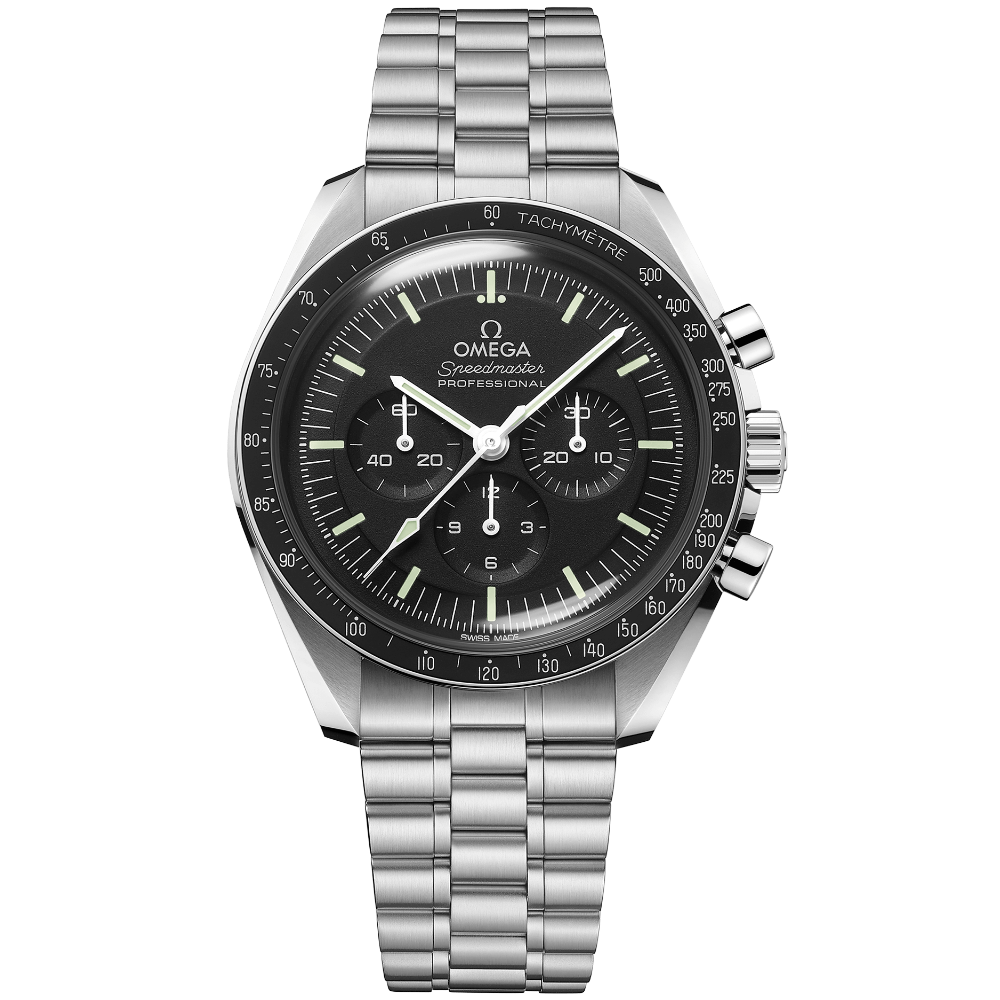 OMEGA Speedmaster Moonwatch Professional Co-Axial Master Chronometer Chronograph 42mm 310.30.42.50.01.001