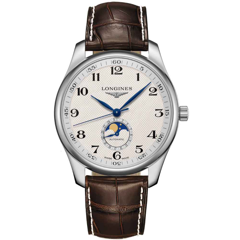 The Longines Master Collection Mondphase L2.919.4.78.3