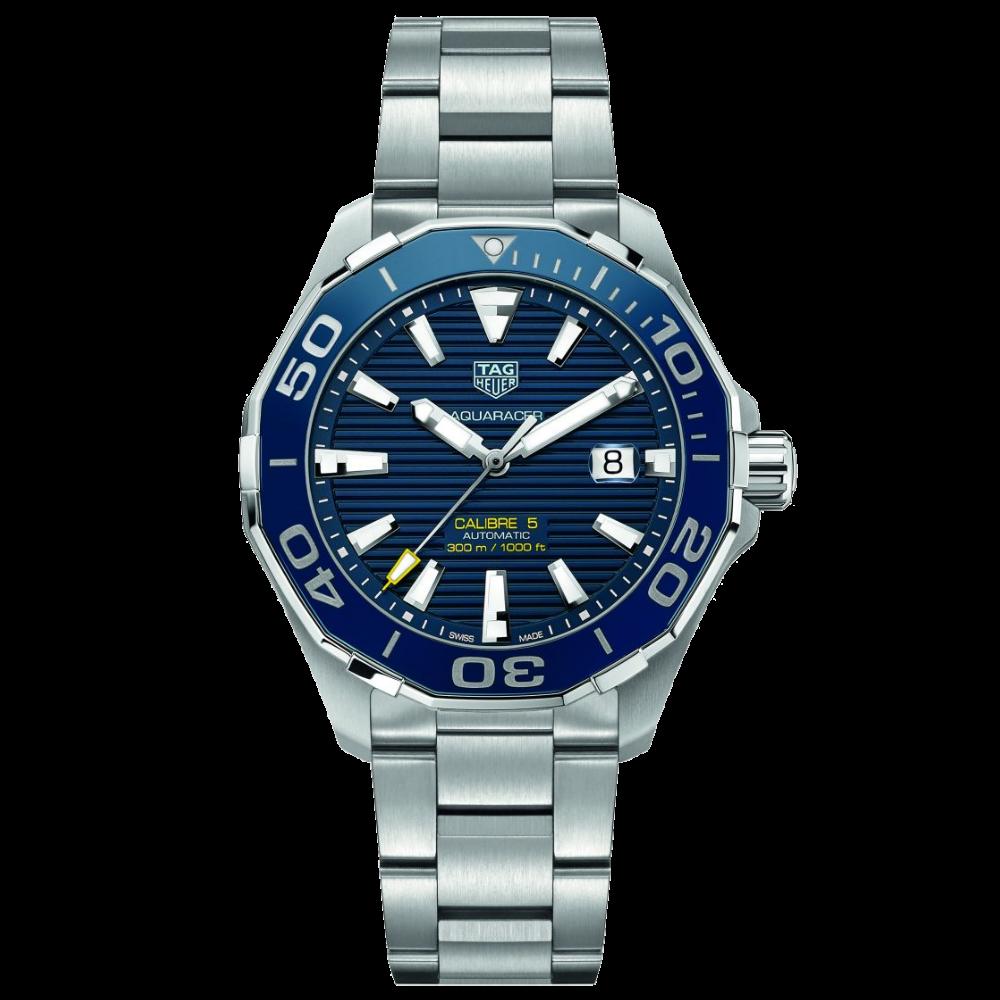 TAG Heuer Aquaracer 300M Automatik Calibre 5 WAY201B.BA0927