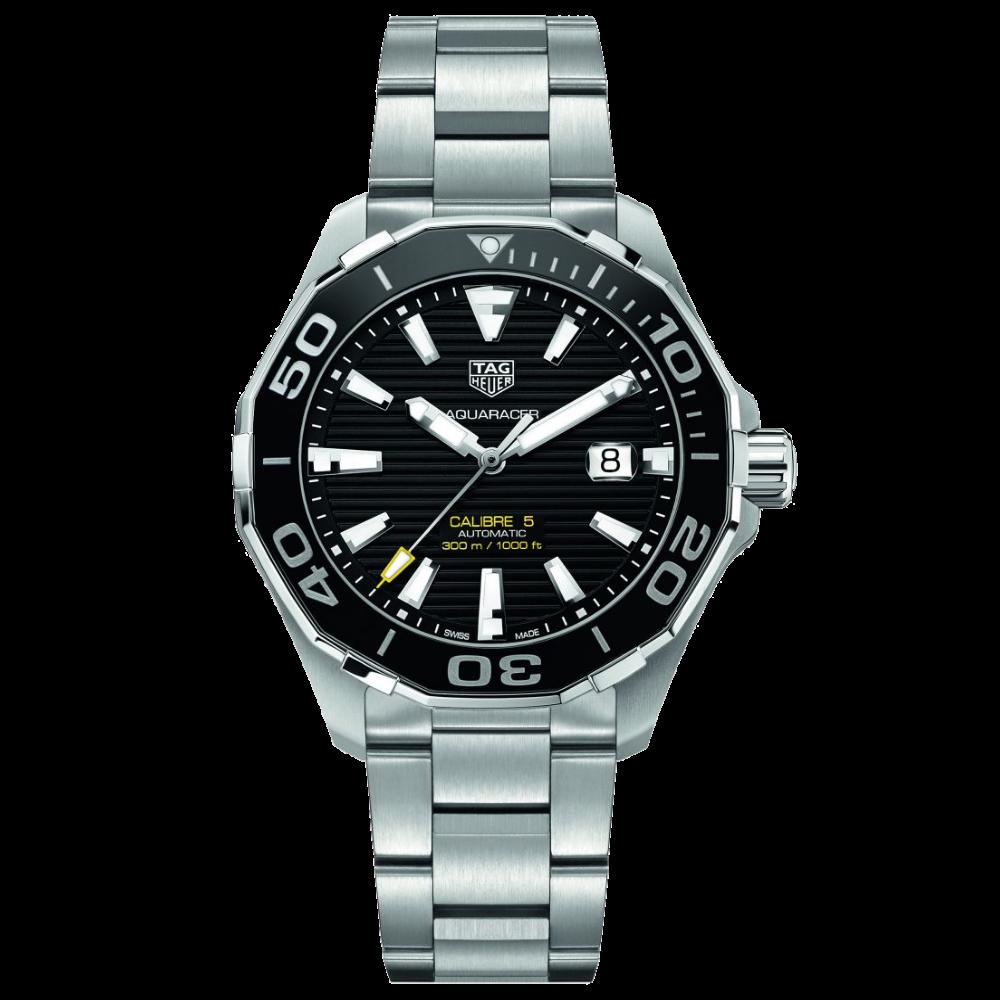 TAG Heuer Aquaracer 300M Automatik Calibre 5 WAY201A.BA0927