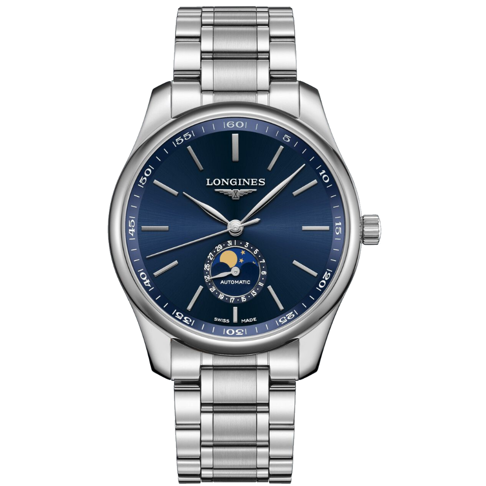 The Longines Master Collection Mondphase L2.919.4.92.6