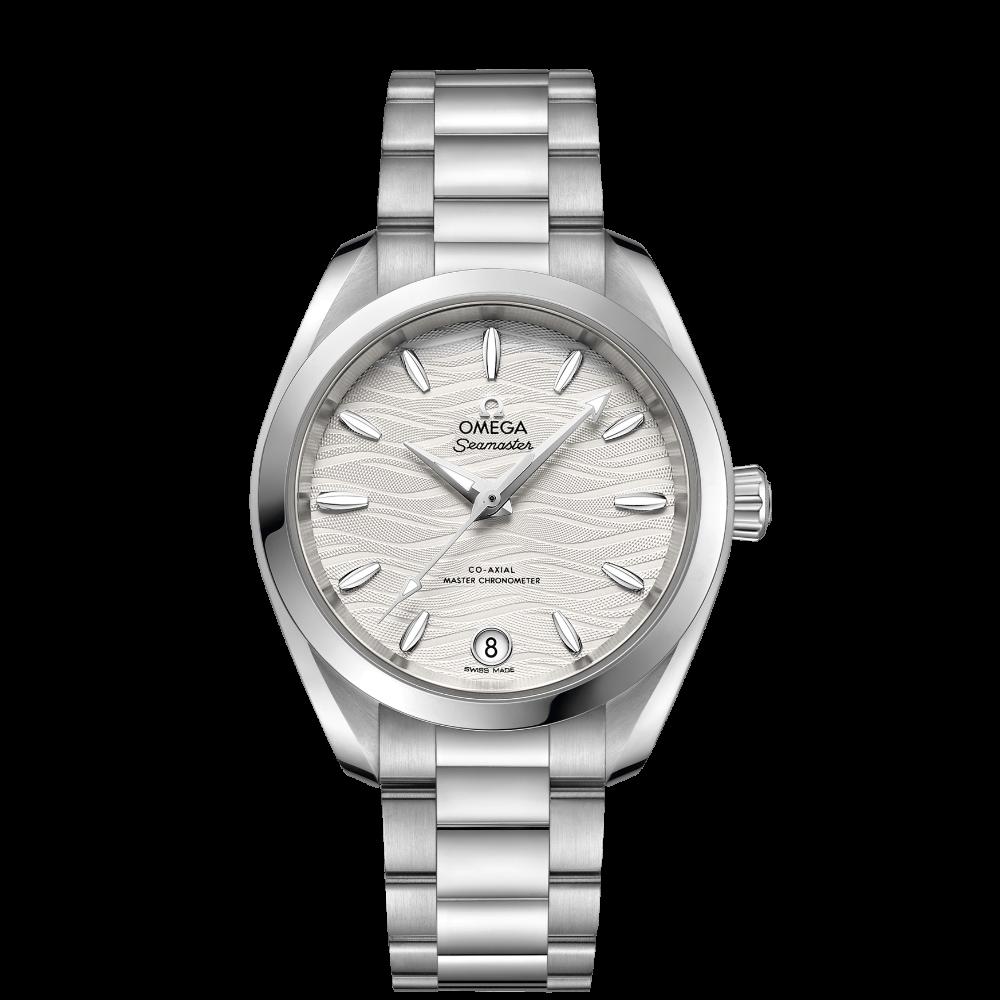 OMEGA Seamaster Aqua Terra 150 M Co-Axial Master Chronometer 34mm 220.10.34.20.02.002