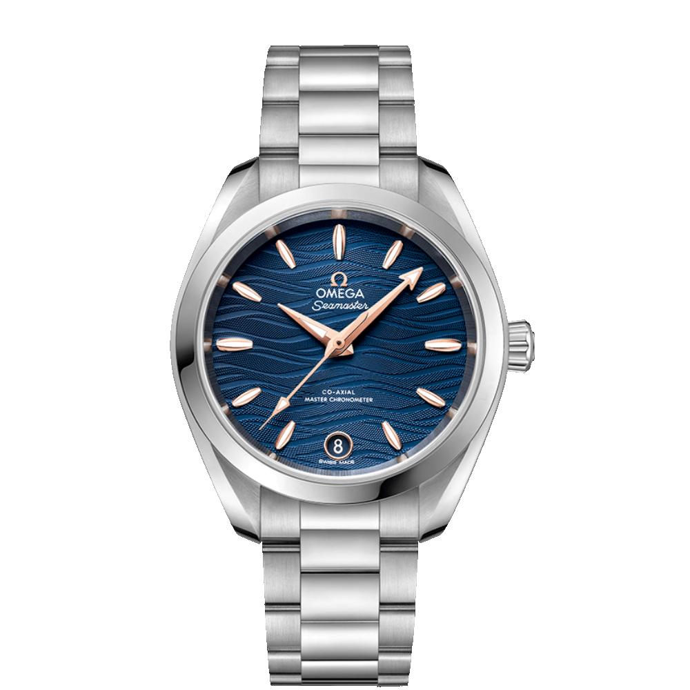 OMEGA Seamaster Aqua Terra 150 M Co-Axial Master Chronometer 34mm 220.10.34.20.03.001