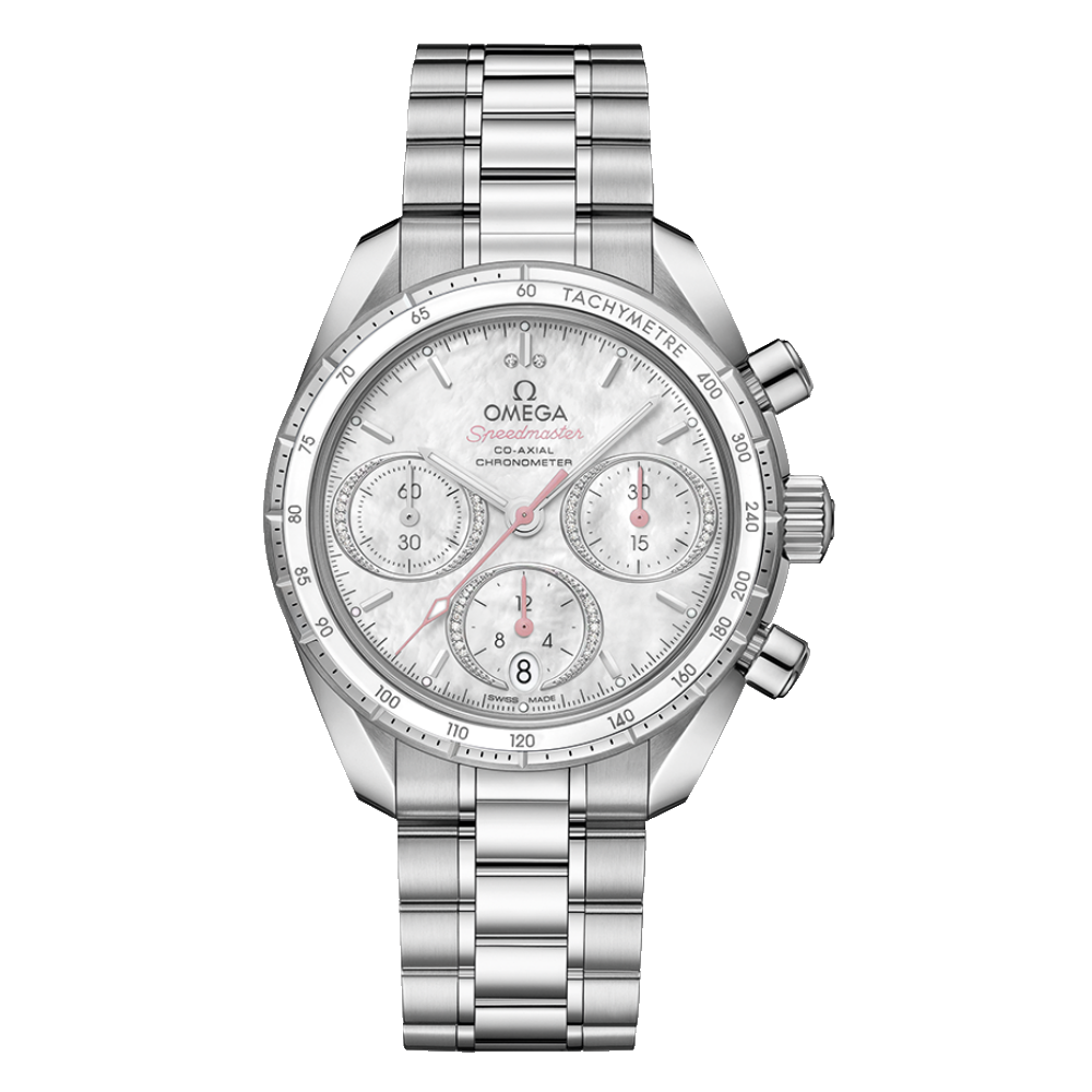 OMEGA Speedmaster 38 Co-Axial Chronograph 38mm 324.30.38.50.55.001