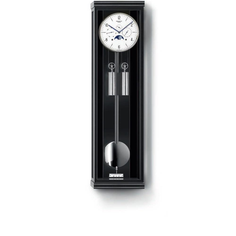 Erwin Sattler Classica KS 100 M - schwarzer Schleiflack mit Metallintarsien