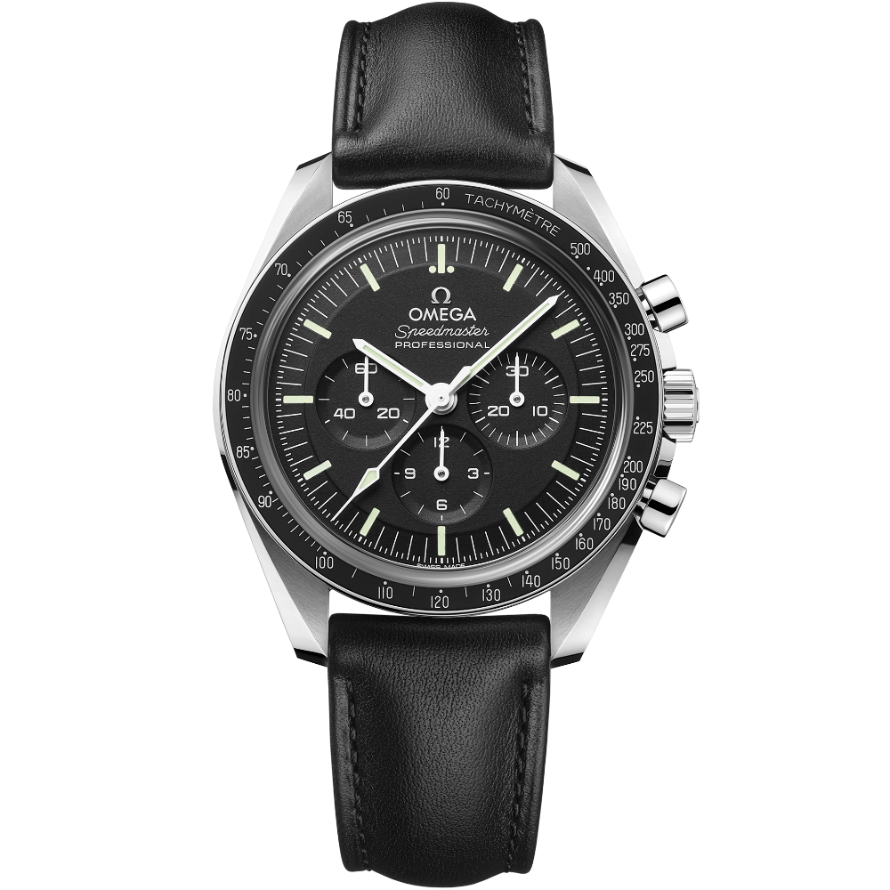 OMEGA Speedmaster Moonwatch Professional Co-Axial Master Chronometer Chronograph 42mm 310.32.42.50.01.002