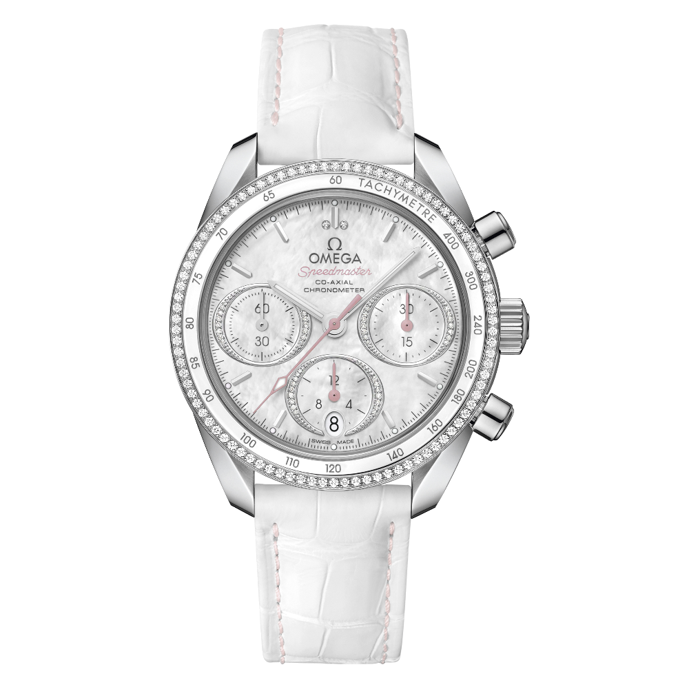 OMEGA Speedmaster 38 Co-Axial Chronograph 38mm 324.38.38.50.55.001