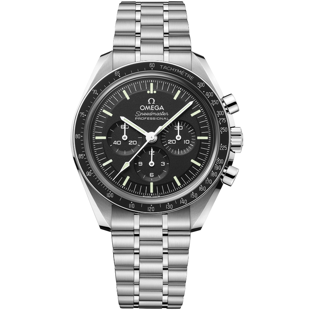 OMEGA Speedmaster Moonwatch Professional Co-Axial Master Chronometer Chronograph 42mm 310.30.42.50.01.002