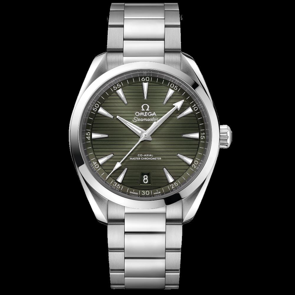OMEGA Seamaster Aqua Terra 150M Co-Axial Master Chronometer 41mm 220.10.41.21.10.001