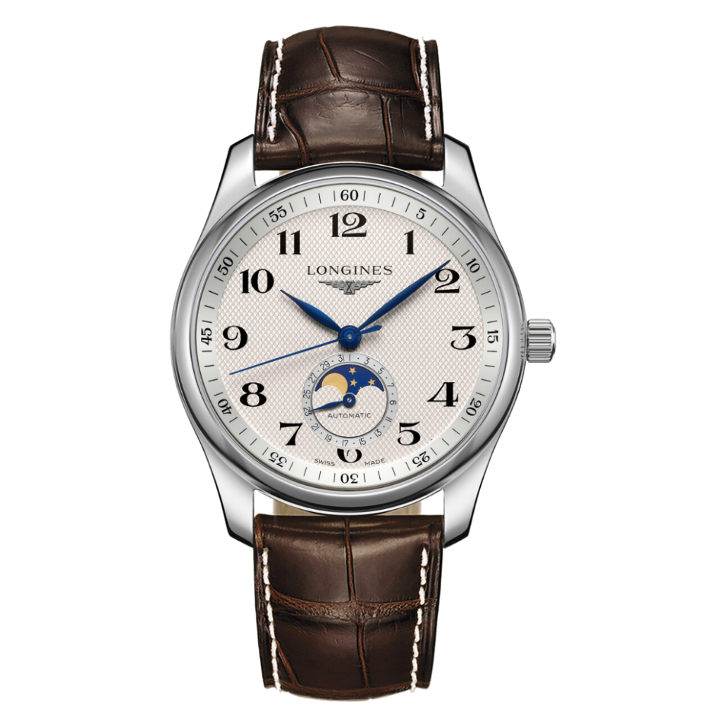 The Longines Master Collection Mondphase L2.909.4.78.3