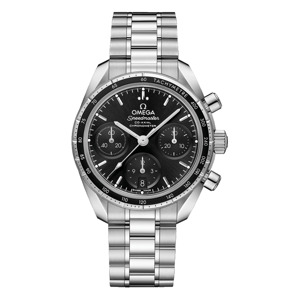 OMEGA Speedmaster 38 Co-Axial Chronograph 38mm 324.30.38.50.01.001
