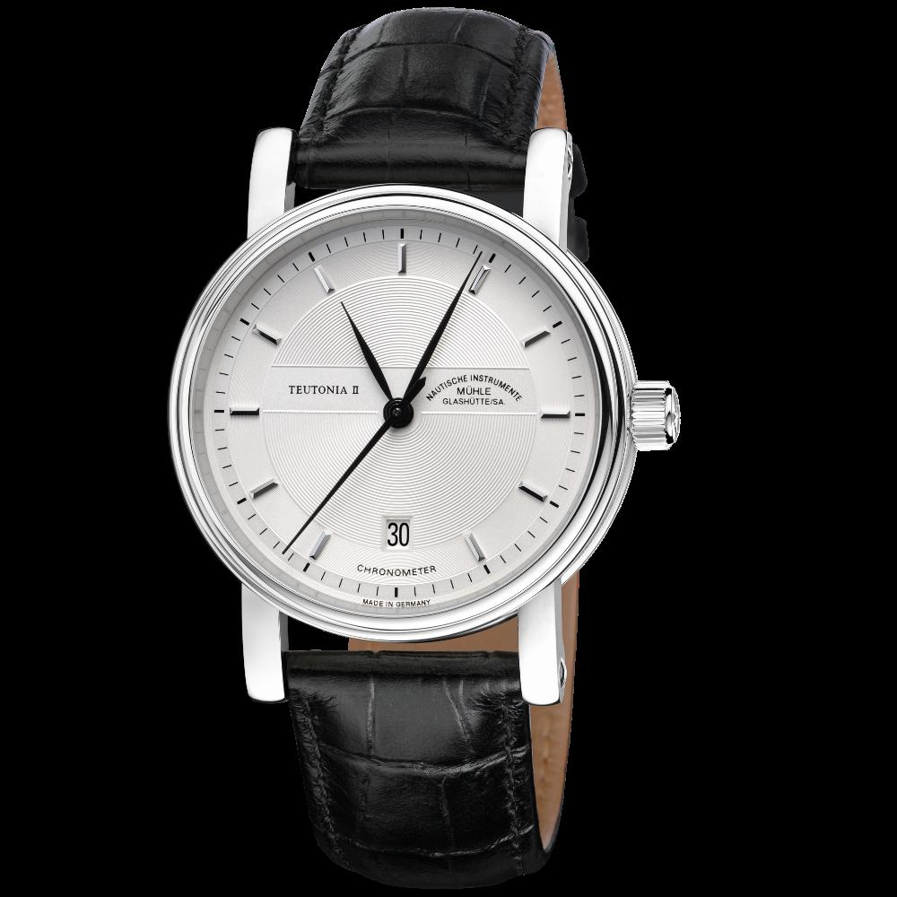 Mühle Glashütte Teutonia II Chronometer / M1-30-45-LB