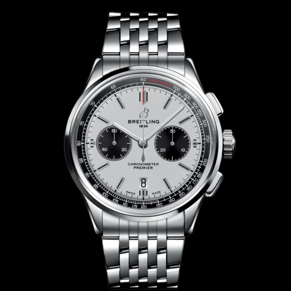 Breitling Premier B01 Chronograph 42 / AB0118221G1A1