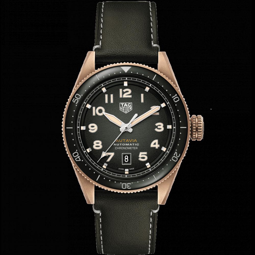TAG Heuer Autavia Calibre 5 Chronometer 42mm WBE5190.FC8268